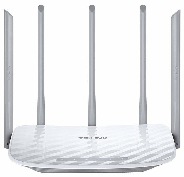 Mercusys AC1200 Двухдиапазонный Wi-Fi роутер