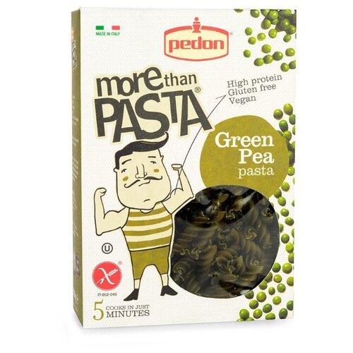 Pedon Макароны Фузилли из гороховой муки без глютена, vegan, 250 г макароны из амарантовой муки di