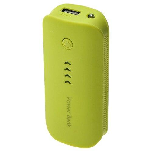 Аккумулятор LuazON 3600 mAh 4311098-4311100, зеленый