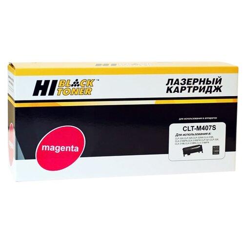 Фото - Картридж Hi-Black HB-CLT-M407S, совместимый картридж hi black hb clt c404s совместимый