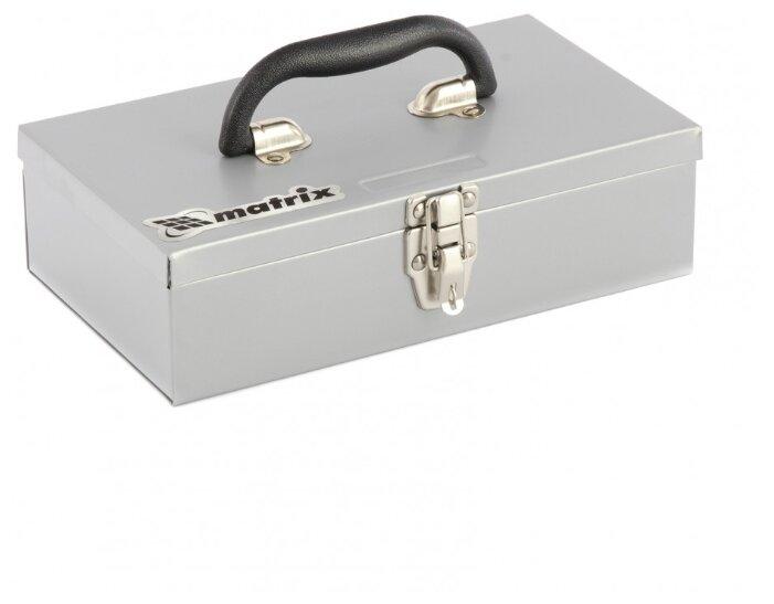 Купить Ящик matrix 906055 28.4x16x7.8 см серый по низкой цене с доставкой из Яндекс.Маркета (бывший Беру)