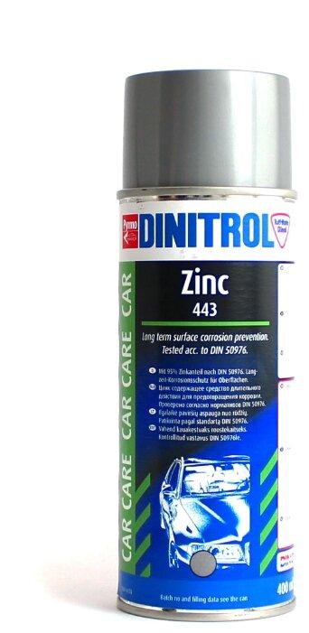 Аэрозольный грунт-праймер DINITROL Zinc 443