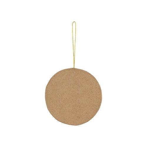 Купить Заготовки и основы Love2art PAM-109 фигуры папье-маше 3 шт №06 шарик (9.5x1.2), Декоративные элементы и материалы