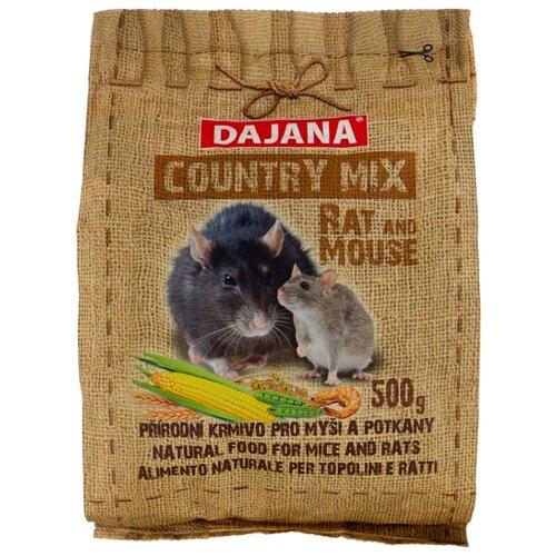 Корм для крыс и мышей Dajana Country Mix 500 г
