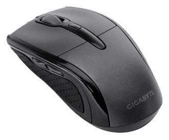 Мышь GIGABYTE GM-M6580 Black USB