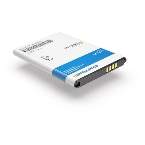 Аккумулятор Craftmann C1.02.583 для LG K3 4G LS450/LG K3 K100/LG K3 LTE K100DS/LG K4 K120/LG K4 K130/LG K4 LTE K130E фото