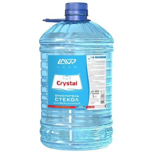 Очиститель для автостёкол Lavr Crystal Ln1607, 5 л