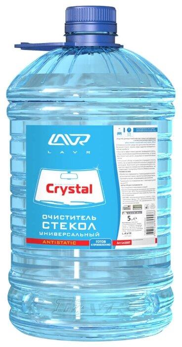 Очиститель для автостёкол Lavr Crystal Ln1607,