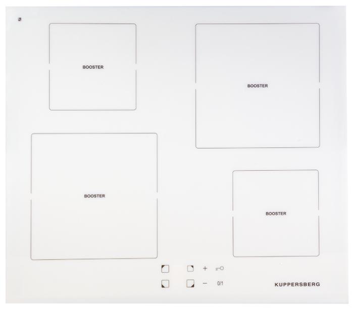 Индукционная варочная панель Kuppersberg FA6IF W