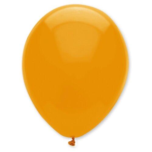 Набор воздушных шаров MILAND Неон 28 см (100 шт.) оранжевый