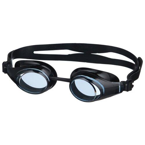 Очки для плавания Dobest HJ-41 черный омрон шагомер электронный hj 325 ebk черный