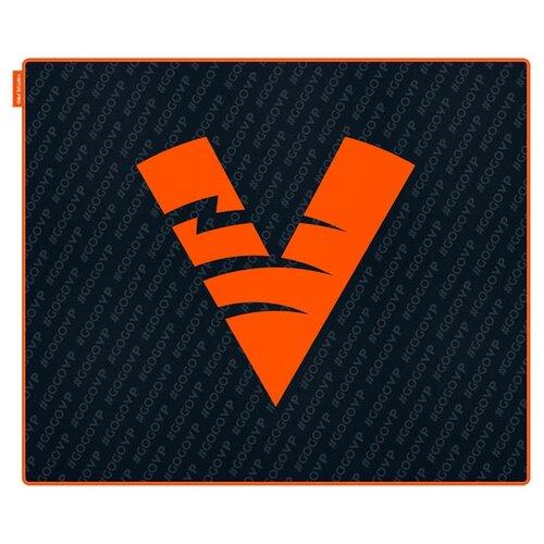 Коврик Virtus.pro Control Edition L черный/оранжевый