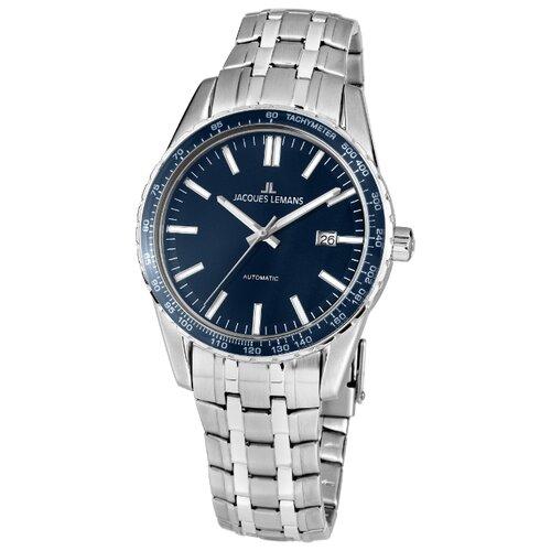 Фото - Наручные часы JACQUES LEMANS 1-2075F наручные часы jacques lemans 1 2110e