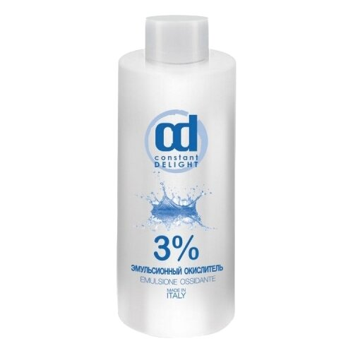 Constant Delight эмульсионный окислитель, 3%, 100 мл