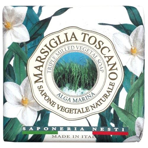 Мыло кусковое Nesti Dante Marsiglia Toscano Alga Marina, 200 г nesti dante мыло vero marsiglia мед 150 г