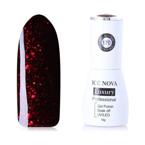 Купить Гель-лак для ногтей ICE NOVA Luxury Professional, 10 мл, 170