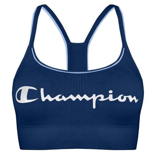 Бюстгальтер Champion размер M синий бюстгальтер eloria valerie reg imb цвет коричневый 50003 размер m 75b