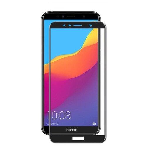 Купить Защитное стекло TFN для Huawei Honor 7A pro черный