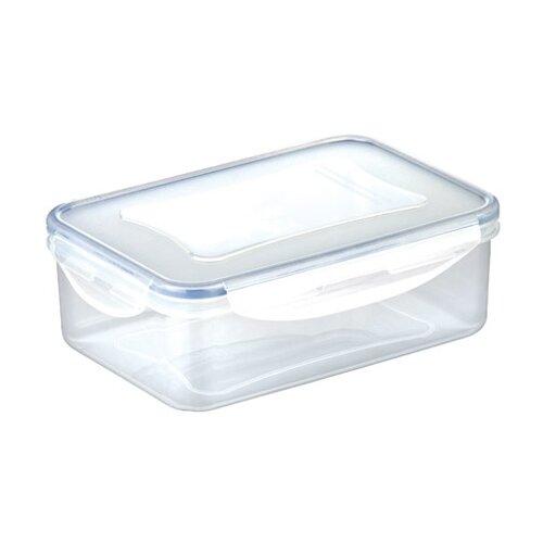 Фото - Tescoma Контейнер Freshbox 2.5 л прямоугольный 892068 прозрачный/синий tescoma контейнер freshbox 2 л
