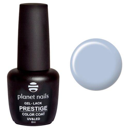 Гель-лак planet nails Prestige, 8 мл, оттенок 522 бело-голубая пастель декоративная наволочка asabella d3 2 бело голубая