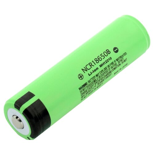 Фото - Аккумулятор Li-Ion 3400 мА·ч Panasonic NCR18650B 1 шт технологическая упаковка аккумулятор