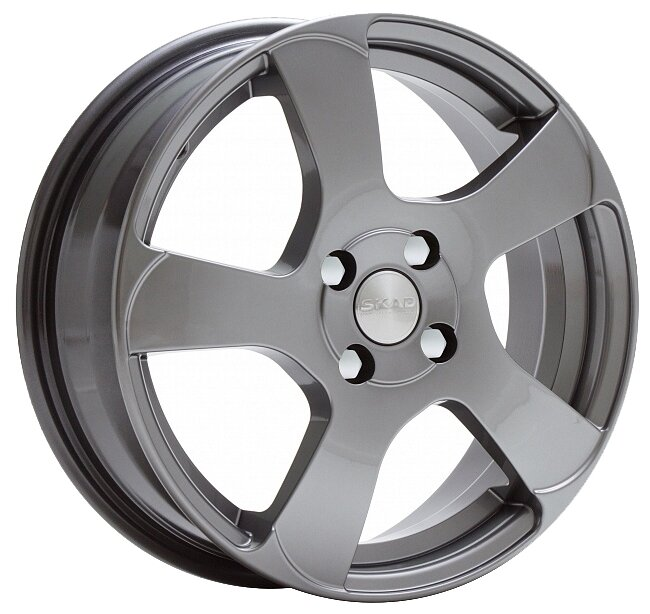 Колесный диск SKAD Акула 6x16/5x114.3 D67.1 ET51 Грей