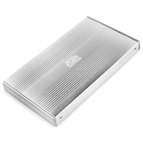 Корпус для HDD/SSD AGESTAR SUB2S серебристый