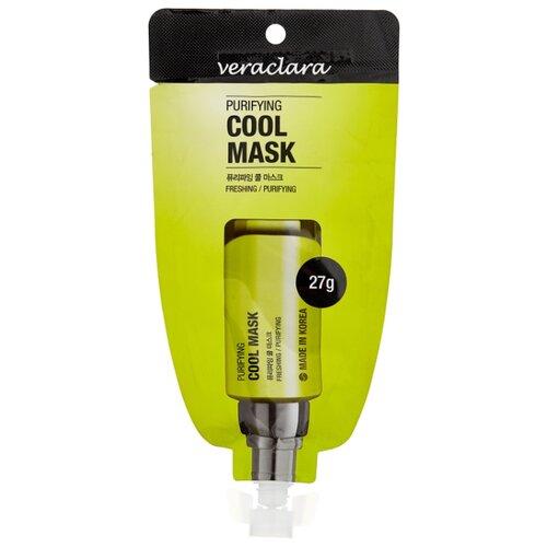 Veraclara маска-пленка Purifying Cool Mask с охлаждающим эффектом, 27 г недорого