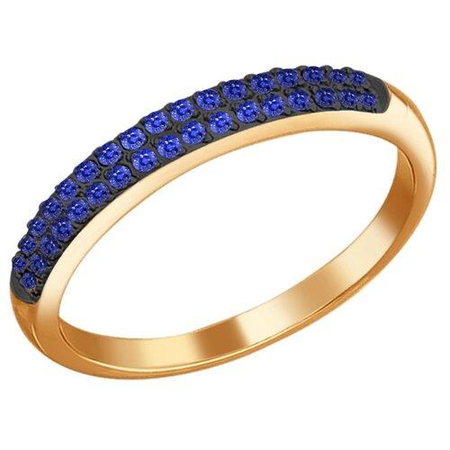 SOKOLOV Кольцо из золота 2011079, размер 18