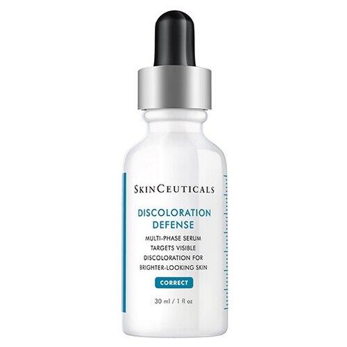 SkinCeuticals Discoloration Defense Serum Высокоэффективная сыворотка для лица против пигментации и стойких пигментных пятен, 30 мл