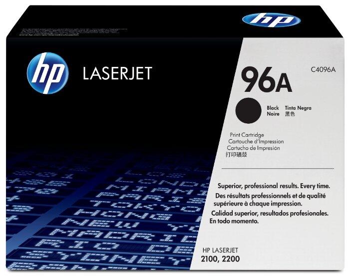 Картридж HP C4096A — купить по выгодной цене на Яндекс.Маркете
