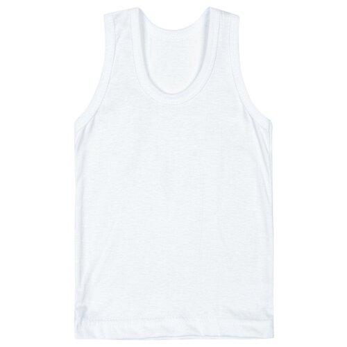 Купить Майка M&D размер 98, белый, Белье и пляжная мода