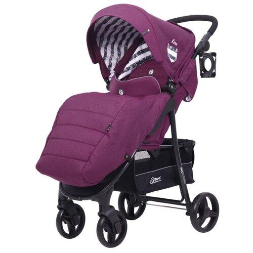 Прогулочная коляска RANT Kira 2019 lines purple недорого