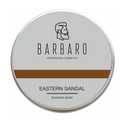 Мыло для бритья Eastern sandal Barbaro, 80 г