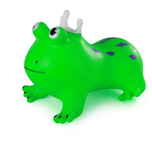 Игрушка-попрыгун Veld Co Лягушонок (85515) зеленый