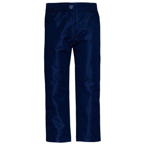 Купить Брюки Button Blue размер 152, синий