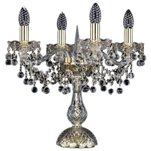 Настольная лампа Bohemia Art Classic 12.26.4.141-45.GD.B, 160 Вт