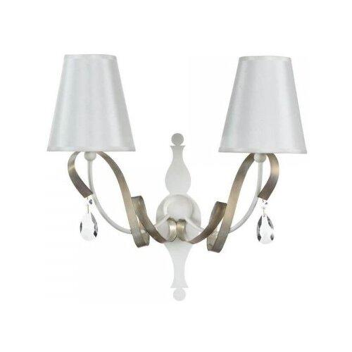 Настенный светильник MAYTONI Intreccio ARM010-02-W, 80 Вт настольная лампа maytoni intreccio arm010 11 r 40 вт