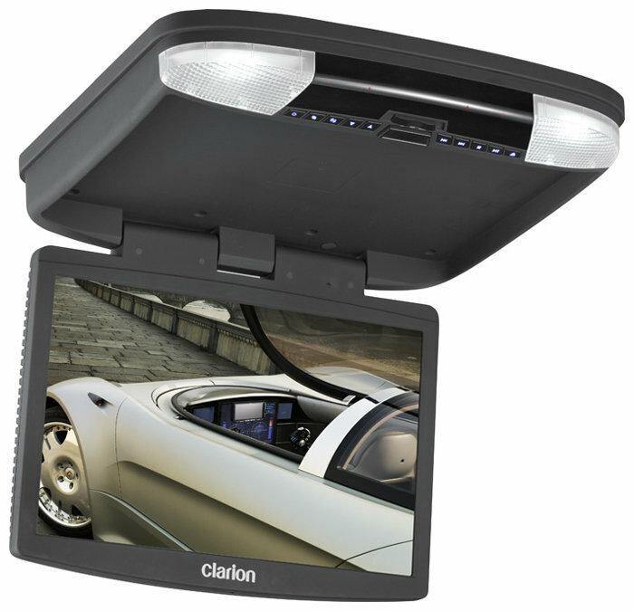 Автомобильный монитор Clarion OHM1588VD