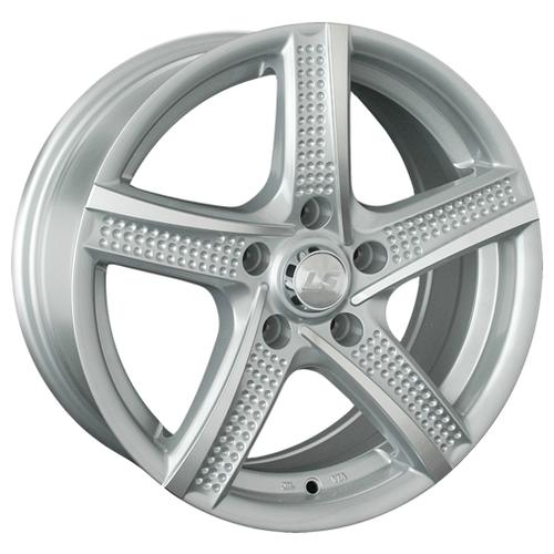 Фото - Колесный диск LS Wheels LS758 7х16/5х114.3 D73.1 ET40, SF колесный диск ls wheels ls570 7x16 5x114 3 d73 1 et40 hp