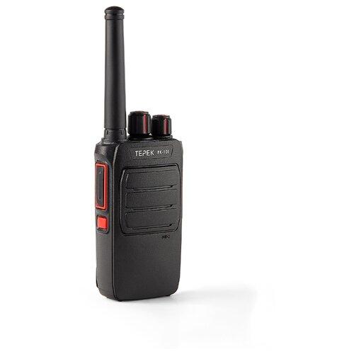 Рация ТЕРЕК РК-101 черный мобильная рация терек рм 302 uhf