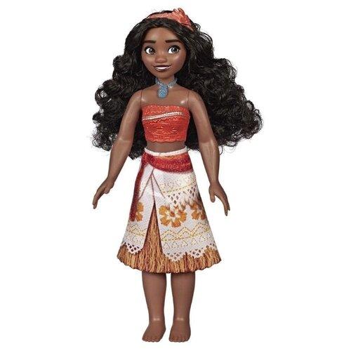 Купить Кукла Hasbro Disney Princess Королевски блеск Моана, 28 см, E6737, Куклы и пупсы