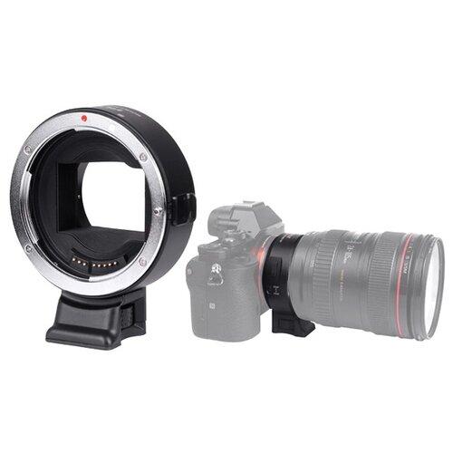 Фото - Адаптер Viltrox EF-NEX IV для объективов Canon EF/EF-S на байонет Sony E-mount переходное кольцо flama fl c lr af для объективов leica l r под байонет eos ef w focus chip