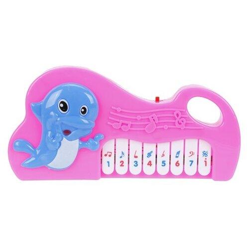 Пианино Наша Игрушка 8 клавиш (6808-13)