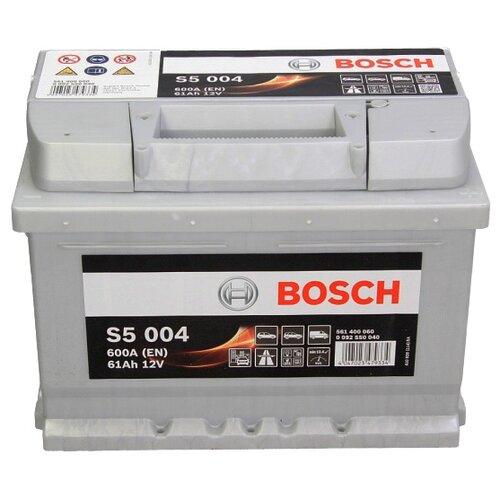 Автомобильный аккумулятор Bosch S5 004 (0 092 S50 040) цена 2017