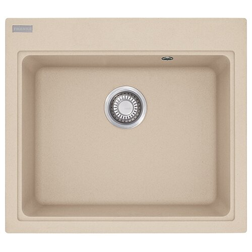 Фото - Врезная кухонная мойка 58.4 см FRANKE MRG 610-58 бежевый franke etn 610