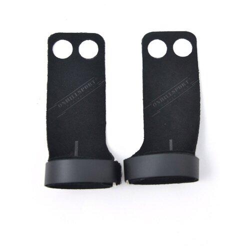 Накладки гимнастические GLADIATOR на 2 пальца XL