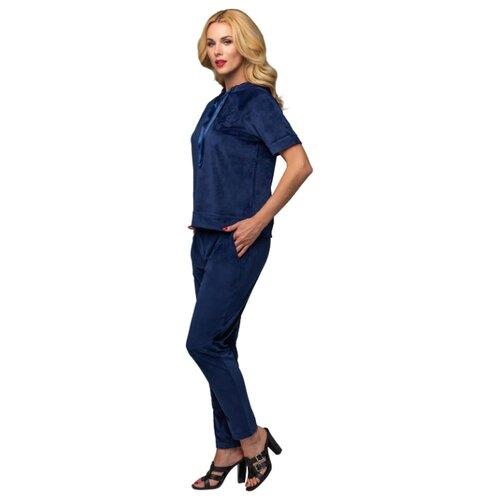 Комплект Lelio размер XL синий сорочка lelio