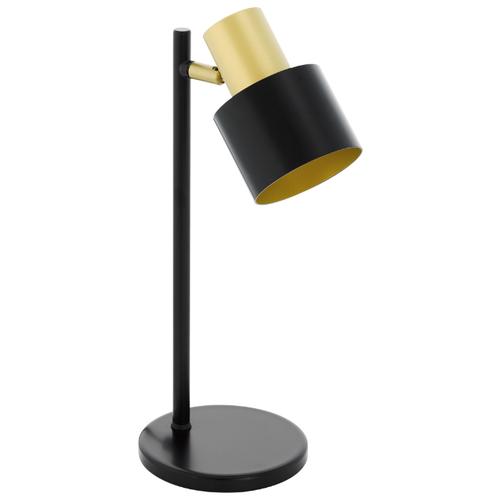 Настольная лампа Eglo Fiumara 39387, 60 Вт настольная лампа eglo chester 49385 60 вт
