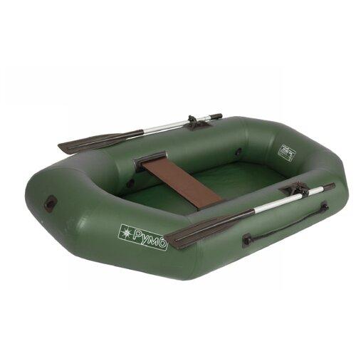 Надувная лодка Румб Р-220 зеленый надувная лодка leader компакт 200 зеленый